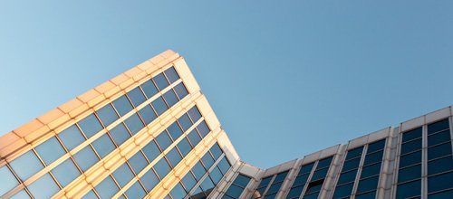 Gebäudereinigung Fassadenreinigung